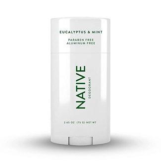 Native natural deodorant for men
