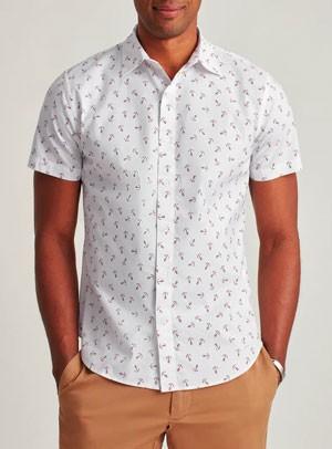Bonobos short sleeve summer shirt