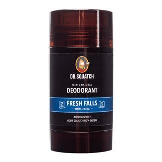 Dr. Squatch Fresh Falls Men's Deodorant