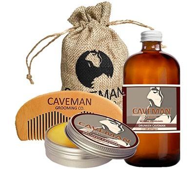 Caveman Beard Growth Kit