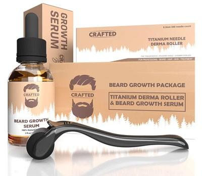 Crafted Dukes Beard Growth Kit