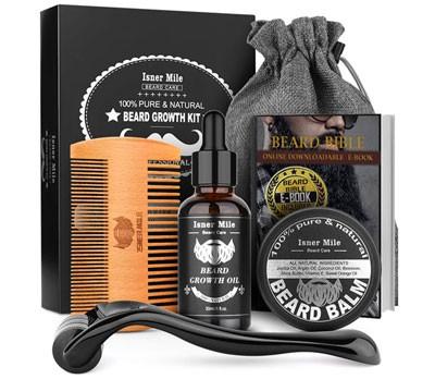 Isner Miles Beard Growth Kit