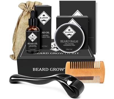 Raffin Beard Growth kit