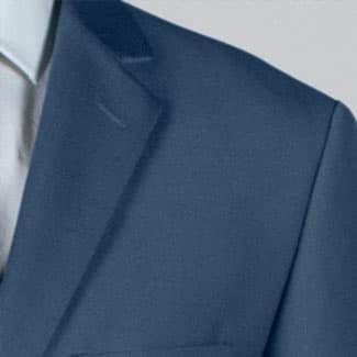 Blue Alain Dupetit suit