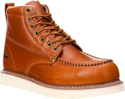 "Golden Fox 6"" Men's Moc Toe Work Boots"