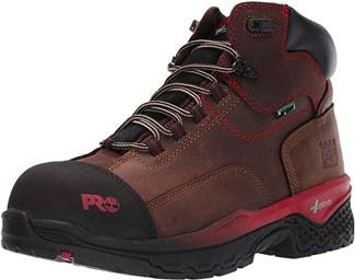 "Timberland Pro Bosshog 6"" Comp Toe Work Boots"