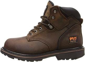 """Timberland PRO 6"""" Pit Boss Steel Toe Boots"""