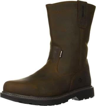 Wolverine Floorhand Waterproof Soft Toe Work Boots