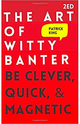 The Art of Witty Banter book cover