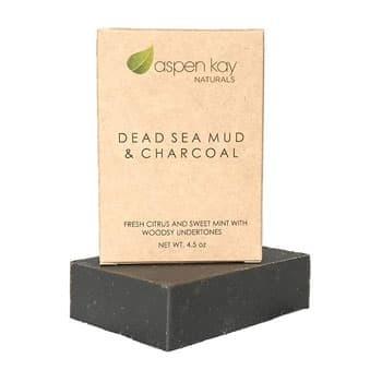 Aspen Kay Dead Sea Mud Soap Bar