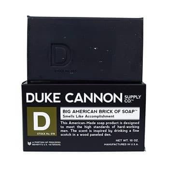 Duke Cannon Men's Soap Brick