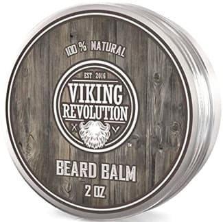 Tin of Viking beard balm