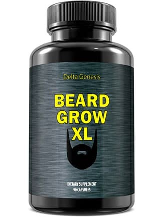 Beard Grow XL from Delta Genesis.