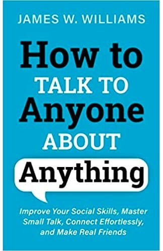How to Talk to Anyone About Anything book cover