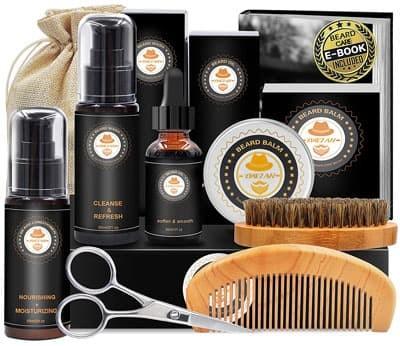 XIKEZAN Beard Growth Kit