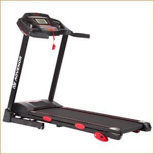ADVENOR Motorized Small Treadmill