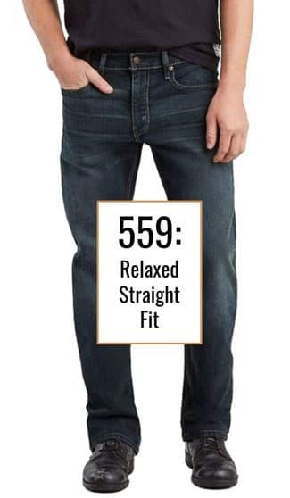 Levis 559
