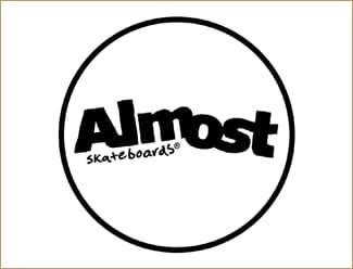 Almost skateboards logo