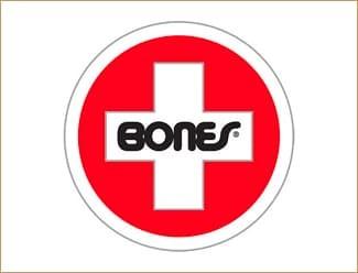 Bones bearings logo