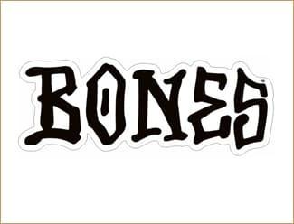 Bones wheels logo