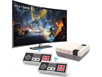 EASEGMER Retro Game Console with 310 Games