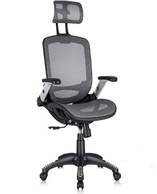 Gabrylly Ergonomic High-Back Mesh Office Chair