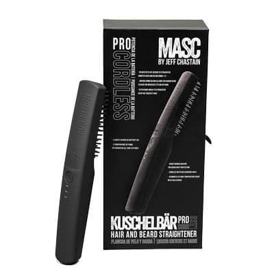 Kuschelbär Heated Beard Straightener Brush