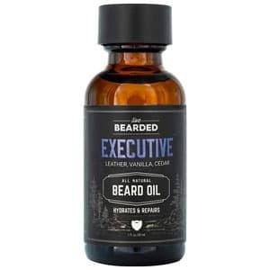 Live Bearded Beard Oil