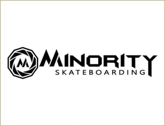 minority skateboards logo