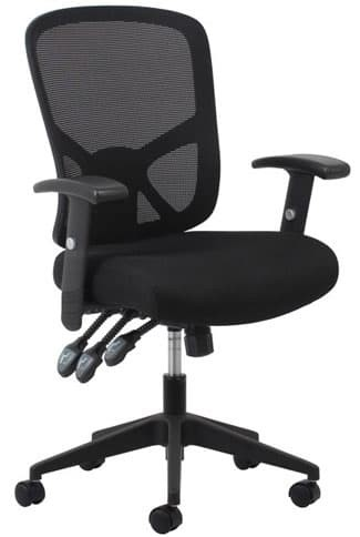 OFM Essentials 3-Paddle Ergonomic High-Back Office Chair