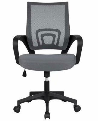 SKONYON Office Chair With Adjustable Back