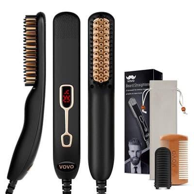 Vovo Beard Straightener Comb