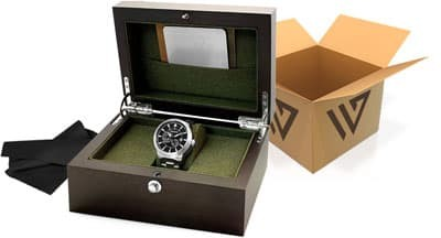 Watch box from Watch Gang
