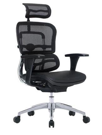 WorkPro 12000 Series High-Back Executive Ergonomic Chair