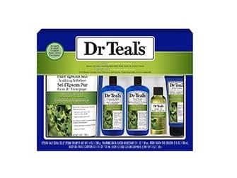 Dr Teal's Relax Bath Set