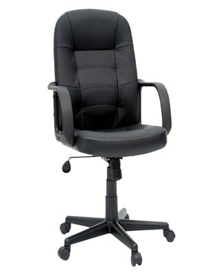 Room Essentials Bonded Leather Office Chair