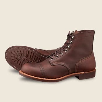 Red Wing Combat boots