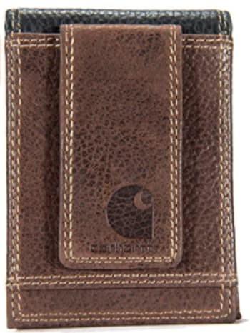 Carhartt Men's Standard Front Pocket Wallet