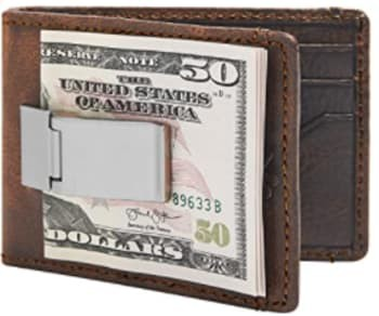 House of Jack Deacon Bifold Wallet