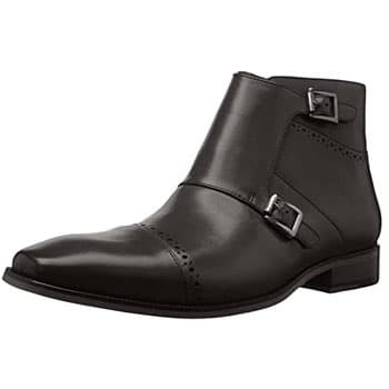 Stacy Adams Double Monk strap boots
