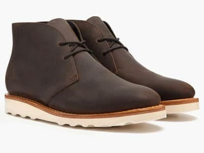 Thursday Boot Co. Rugged & Resilient Scout